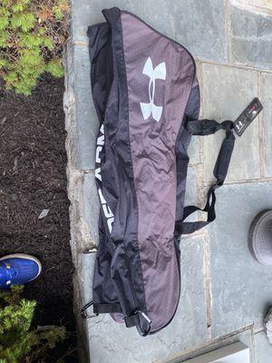 Under armor 2 deck baseball bat bag for Sale in Merrick, NY