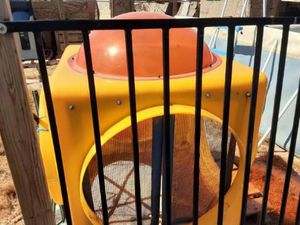 Burger king slides pool fence and pool for Sale in Sun City, AZ