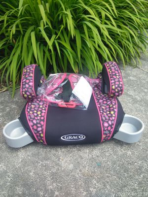 Graco Backless Booster Car Seat for Sale in Auburn, WA