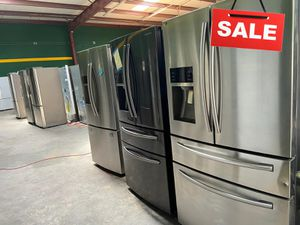 Samsung Refrigerator Fridge Bottom Freezer AVAILABLE NOW! #1534 for Sale in San Antonio, TX