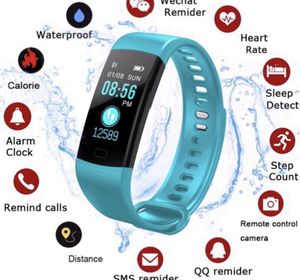 Smart band intelligent bracelet- brand new- various colors for Sale in Riverside, CA