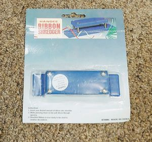 New Ribbon Shreader for Sale in Burlington, NC