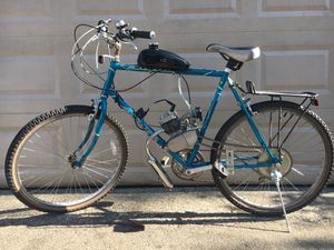 Motorized bicycle for Sale in Lynnwood, WA