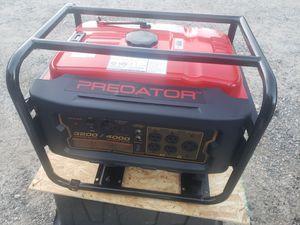 Predator 4000 generator Must See! for Sale in Fontana, CA