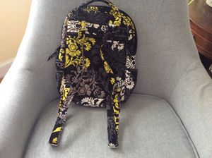 Vera Bradley Bookbag - Baroque Pattern for Sale in Woodbridge, VA