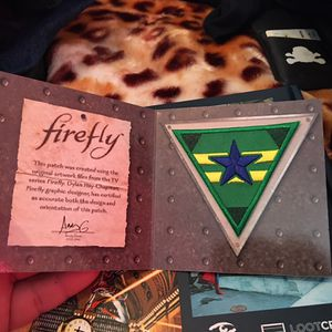 LOOTCRATE EXCLUSIVE Firefly Independents Patch for Sale in Montebello, CA