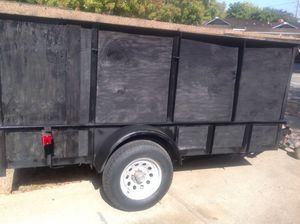 Trailer Covered 10x6 for Sale in San Jose, CA