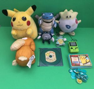 Vintage Pokemon Lot for Sale in Gilroy, CA