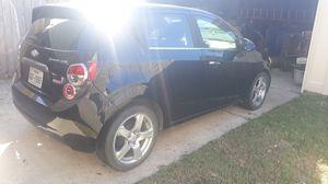 Chevy sonic LTZ for Sale in Pasadena, TX