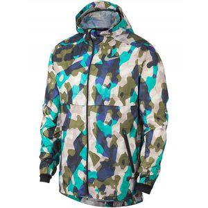 Nike JUST DO IT CAMO JACKET IN 6 diff languages for Sale in Arlington, VA