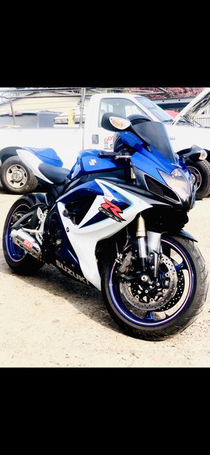 06 gsxr 600 for Sale in San Jose, CA