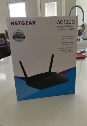 Netgear Smart WIFI Router for Sale in San Antonio, TX
