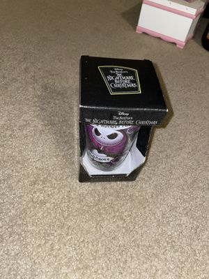 Nightmare Before Christmas Cup for Sale in Braselton, GA