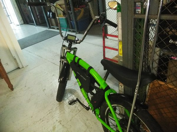 Ebike fast and powerful