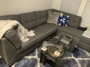 Fabric Sectional Couch for Sale in Los Angeles, CA