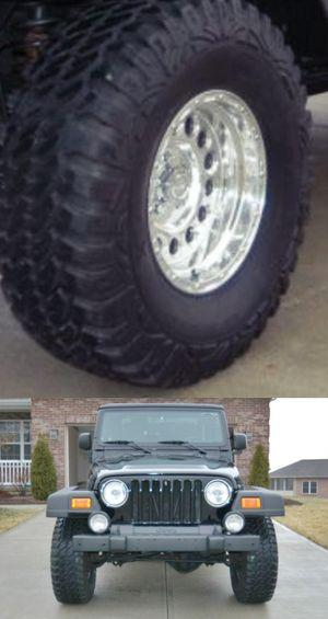2003 Jeep Rubicon Price$1200 for Sale in Dallas, TX