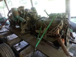 305 Marine engine and a 350 Chevy engine for Sale in Syracuse, MO