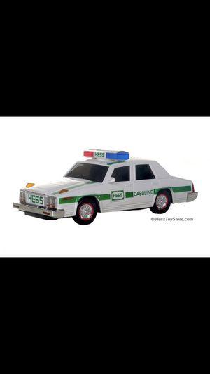Hess 1993 Patrol Car Mint in Box for Sale in Toms River, NJ