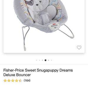 Fisher-Price Baby Bouncer for Sale in Itasca, IL