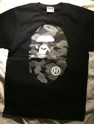 Medium bape shirt 100% authentic for Sale in Napa, CA