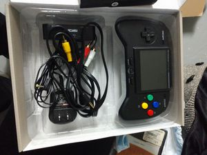Hand held game system with 5 games for Sale in St. Louis, MO