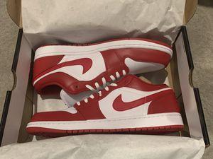 Jordan 1 Gym Red low Size 11.5 for Sale in Jupiter, FL