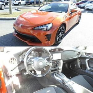 2017 Toyota 86 base coupe Automatic for Sale in Hollywood, FL