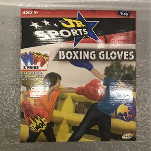 Inflatable Boxing Gloves 2 Pair for Sale in New Britain, CT