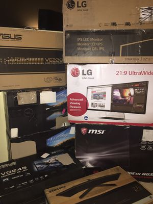 Salvage Computer Monitors for Sale in Las Vegas, NV