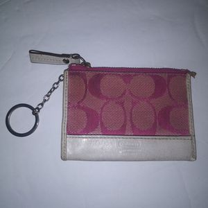 Coach Id Holder Change Coin Purse for Sale in Victoria, TX