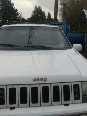 1995 Jeep Grand Cherokee limited for Sale in Kent, WA