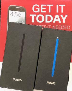 Samsung Galaxy Note 10 unlocked for Sale in Seattle, WA