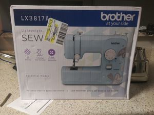 Brother LX3817A Lightweight Sewing Machine for Sale in Austin, TX