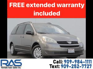 2004 Toyota Sienna for Sale in Ontario, CA