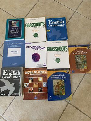 English grammar books for Sale in Kissimmee, FL