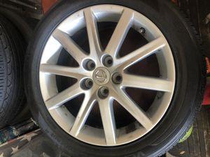 """Lexus 17"""" OEM WHEELS for Sale in Sterling, VA"""