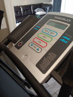Weslo treadmill. I never use it! Make a reasonable offer. for Sale in Chicago, IL