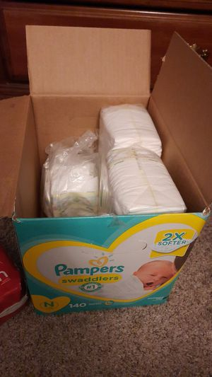 Newborn diapers for Sale in Denver, CO