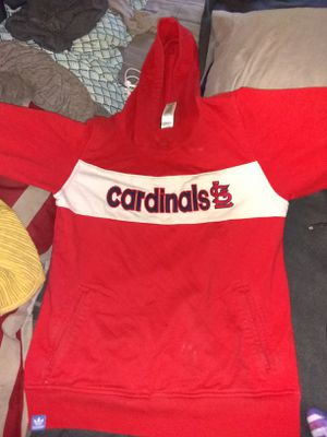 Adidas cardinals hoodie for Sale in St. Louis, MO