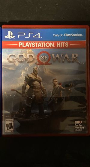 God of War (PS4) for Sale in Delano, CA