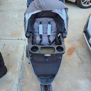 Graco click connect single stroller for Sale in Huntington Beach, CA