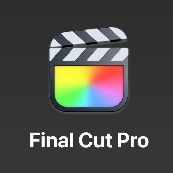 Final Cut Pro - Video Editing