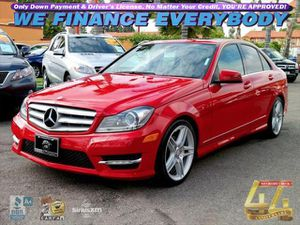 2013 Mercedes-Benz C Class for Sale in Hollywood, FL