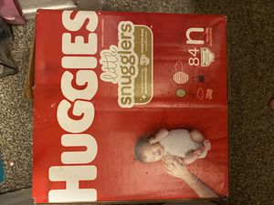 Newborn Diapers for Sale in Houston, TX