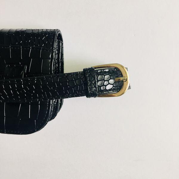 Brand New Aligator Pattern, Vegan Leather, Fanny Pack