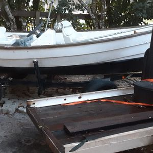 Nice And Rare Boat A Eye Catcher for Sale in Brooksville, FL