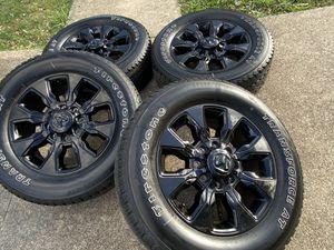 "20"" Dodge 2500/3500 factory oem wheels for Sale in Grand Prairie, TX"