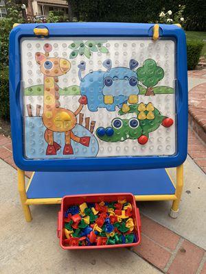Children's Activity Pegboard for Sale in La Cañada Flintridge, CA