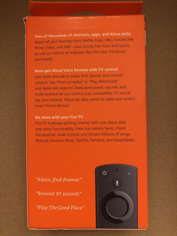 Brand New Amazon TV Stick