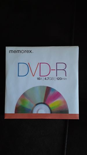 Blank DVD discs for Sale in The Bronx, NY